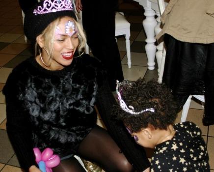 Photo courtesy Beyonce via Tumblr